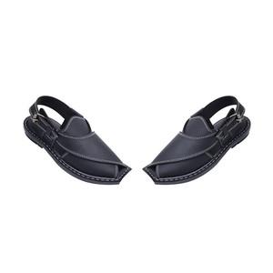 Xarasoft Peshawari Sandals For Men L471-P5601 Blac ...