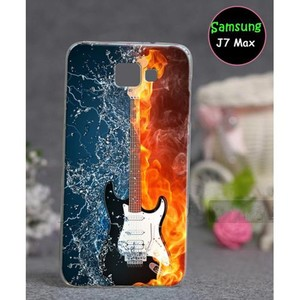 Samsung J7 Max Guitar Style Cover SA-3011 Multi Co ...
