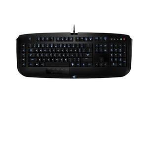 Razer Mmo Gaming Keyboard SMR-1194 Black