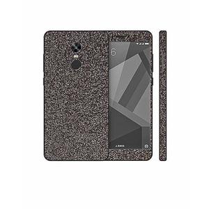 Xiaomi Redmi Note 4X Glitter Mobile Skin Black