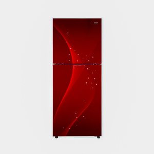 Orient Crystal Refrigerator 200 Litre Space Red