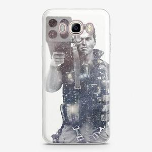 Skinlee Soft Case For Samsung J5 2016 SK-376 Multicolor