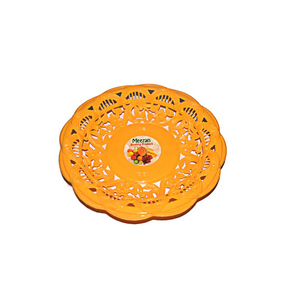 Pack of 3 Roti Basket KW-282 Orange
