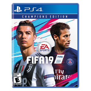 Electronic Arts FIFA 19 Champions Edition For PS4
