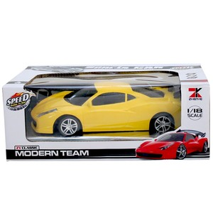 Rc Ferrari Car Yellow PX-9021