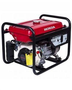 HONDA 2.2 KVA Self Petrol Generator Electric Start with Battery Tray ER2500CX Red