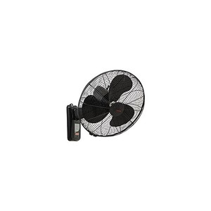 Royal Wall/Bracket Fan Elegant Sp Model 18'' Black