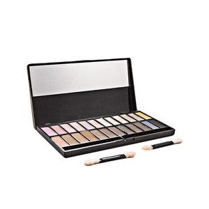 Oscar's Beauty Matte Eye Shade Kit 24 colors