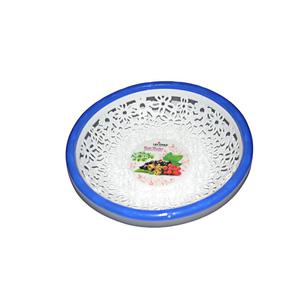 Pack of 3 Roti Basket KW-275 White