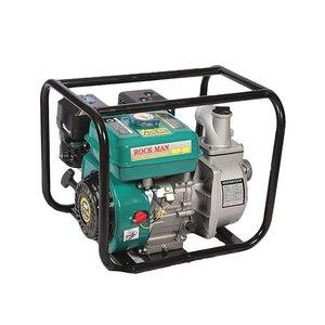 ROCKMAN Water Pump 3 X 3 Green
