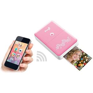 HiTi P231 Pringo Portable Wireless Photo Printer for Mobile Pink