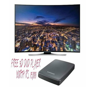 Samsung 48 Inch 4K 3D LED TV Series 8 with Free 3D ...