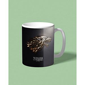 Stark Game Of Thrones Coffee Mug BM-177 Multicolor