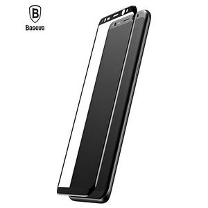 Baseus 3D Arc Tempered Glass Film For Samsung Galaxy S8 Transparent