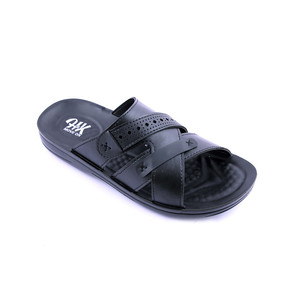 Stylish Slipper For Men GB103 - Black