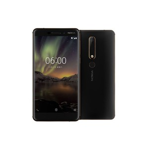 Nokia 6 2018, 5.5 Inch Display, 3 GB RAM, 32 GB RO ...
