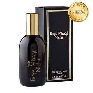 Royal Mirage Night Perfume For Men 120 Ml BT-289