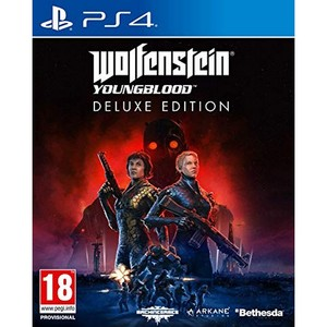 Playstation 4 Wolfenstein Youngblood Deluxe Edition