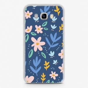 Skinlee Mobile Cover for Samsung J5 2016 J510 SKE-1561 Multicolor