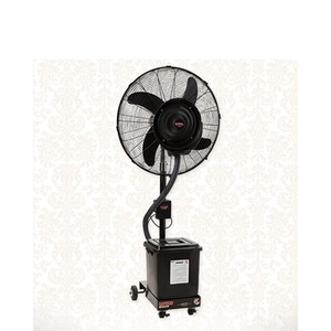 Royal Copper Winding Mystic Mist Fan Black