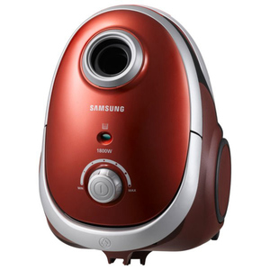 Samsung 1800W Vacuum Cleaner SC-5450 Torch Red