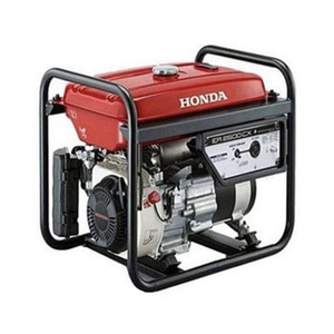 Honda Er2500Cx Self Start / Key Start Gasoline Generator 2.2 KW 2200 Watts Red