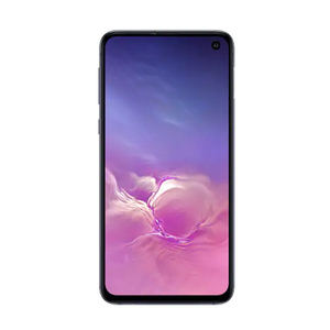 "Samsung Galaxy S10e 4G, 5.8"" Screen, 6GB RAM, 128GB ROM, Single Sim Smartphone Prism Black"