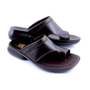 Stylish Slipper For Men GE303 - Brown