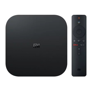 Xiaomi Mi Box S 4K HDR Android TV Black