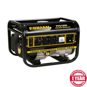 1KVA Generator without Self and with Gas Kit FPG18 ...