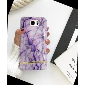 Samsung S7 Edge Luxury Mobile Cover Purple