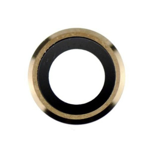 Camera Lens Glass for iPhone 6S Plus Gold