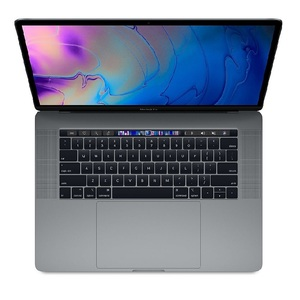 "Apple MacBook Pro 15"" (2019) Core i7 256GB - MV902 Space Gray with Touch Bar"