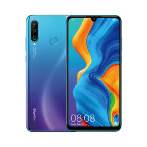 Huawei P30 Lite 6.1 inch Display, 4GB RAM, 128GB ROM, CPU Octa-core, Smartphone Peacock Blue