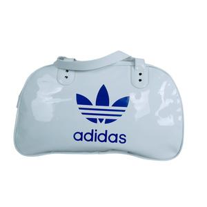 Adidas Sports Bag White