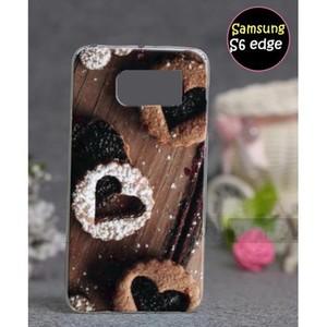 Samsung S6 Edge Cover Chocolate Style SA-5023 Mult ...