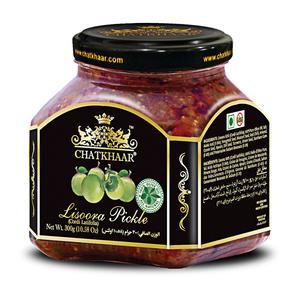 Chatkhaar Lisoora Pickle in Olive Oil 300g