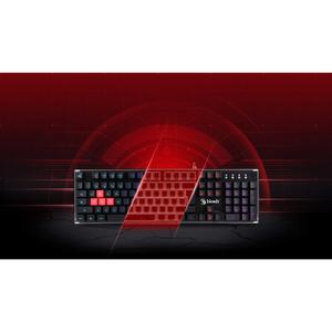 Bloody B180R RGB Gaming Keyboard Black