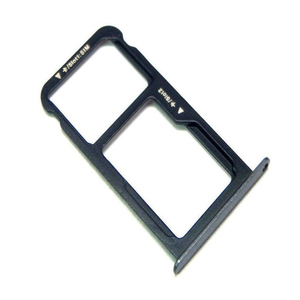 Huawei P9 Lite Sim Tray Jacket Black