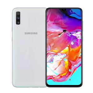 """Samsung Galaxy A70 Screen 6.7"""", 6GB RAM, 128GB ROM, CPU Octa-core, Smartphone White"""