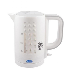 Anex 1 ltr Electric Kettle AG4029 White