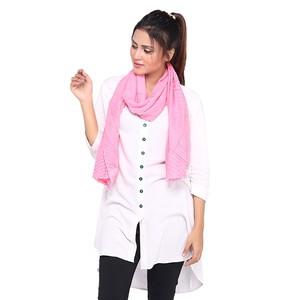 HellaHotta Arabic Shawl ARSH-CP-10 Candy Pink