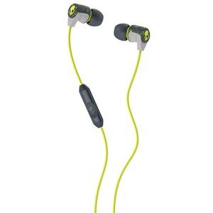 Skullcandy Riff In-Ear Earphones with Mic S2RFGY-3 ...