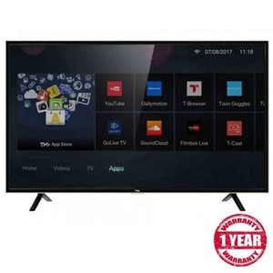 32 Inch Smart HD DTV LED TV 32S62 - Black