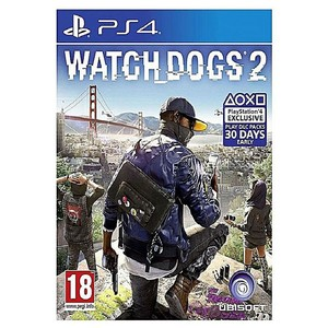 UBISOFT WATCH DOGS 2 PS4 Multi Color