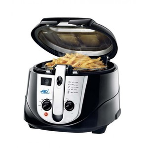 Anex Deep Fryer AG-2014 Black