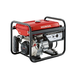 Honda Gas & Petrol Generator With Battery 2.2 KW ER2500CX Red & Black