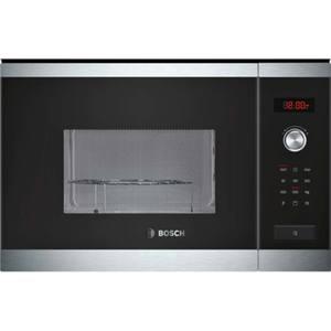 Bosch Microwaves 25 Ltr. Hmt84G654M Silver & Black