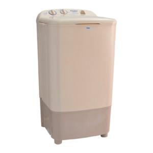 Haier 8 Kg Semi Automatic Single Tub Washing Machine Hwm 80-35 Grey
