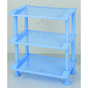 Shoe Rack Ed-03 Blue